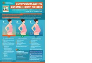 сопровождение беременности по омс